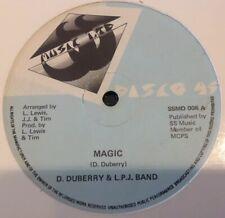 "MAGIC - DIANE DUBERRY - RARE LOVERS ROCK 12"""