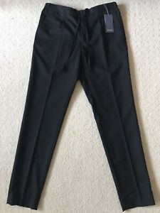 Country Road Men Business Pants Black New (32/32)