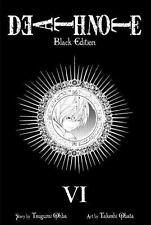 Death Note Black Edition, Vol. 6 by Tsugumi Ohba (2011, Paperback)