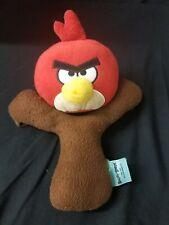 Angry Birds Red Bird Slingshot Plush