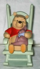 Pooh & Friends ~ SWEET DREAMS, LITTLE ONE ~ Pooh & Roo on Rocking Chair *NIB*