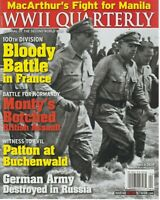 WWII Quarterly Summer 2019 Volume 10, Number 4