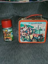 Vintage 1963 The Beverly Hillbillies Lunchbox with Thermos