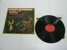 RECORD ALBUM SMOKEY ROBINSON & THE MIRACLES THE TEARS OF A CLOWN 111