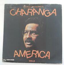George Maysonet & Charanga America Vol II EL SONIDO VG+ LP #3503