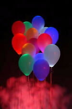 Led Balloon Light 12 Pieces-Assorted Colors