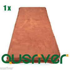 Single Dampproof Widened Lengthened Camping Picnic Self Inflating Suede Mattress