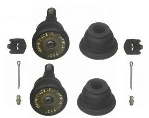 For Chevrolet Blazer GMC Jimmy Pair Set of 2 Front Lower Ball Joints MOOG K6023