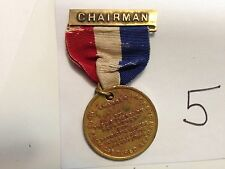 WW1 MEDAL CHAIRMAN OF THE VICTORY COMMITTEE