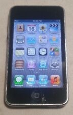 Apple iPod Touch 3rd Gen A1318 32GB Black - FULLY FUNCTIONAL - READ BELOW!