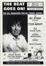Bill Wyman Rolling S Susan Maughan Four Tops Vince Eager Colin Manley Heinz Mag