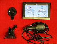 2597LMT Garmin Nuvi GPS Window Mount Bundle with Free NA Maps 2020 Updated