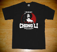 Bloodsport Chong Li Bolo Yeung Kung fu Gym You Are Next Van Damme Movie T-shirt