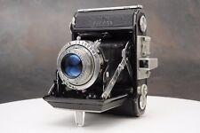 :Semi Leotax Folding 6x4.5 Medium Format Film Camera w 75mm F3.5 Lens