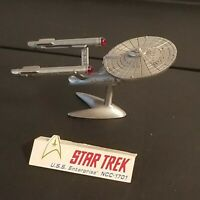 Rawcliffe Star Trek RF1777 U.S.S. Enterprise NCC-1701 TOS Pewter Figure