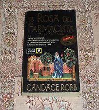 LA ROSA DEL FARMACISTA - Candace Robb - MINI PIEMME POCKET