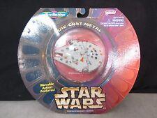 Micro Machines Star Wars - Die-Cast Metal Millennium Falcon - Galoob 1996