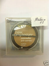 Revlon New Complexion Concealer -SPF 15- ( Medium #03 ) NEW.