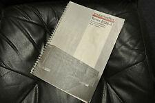 Seltene Studer Revox B226-S CD PLAYER Original Bedienungsanleitung