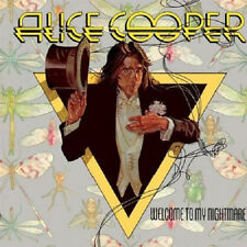 Alice Cooper, Welcome To My Nightmare. 180 Gram Vinyl LP. New & Sealed