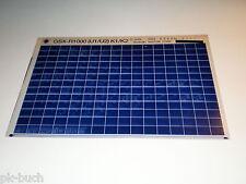 Microfiche Catalogo Ricambi Suzuki GSX - R 1000 Stand 06/2001