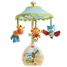 Tiny Love Magical Night Mobile For Baby/Toddler - Projector/Canopy/Night Light