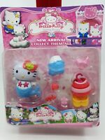 Hello Kitty Mermaid Play Set Figure Costume change accessories