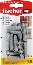 FISCHER Dübel 49108 Spreizdübel SX 8 x 40 VPE = 20 Stück - NEU