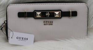 Women's Guess Cherie SLG Stone Wristlet Wallet NWT