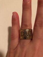 Dolce & Gabbana Wisp Gold Ladies Ring