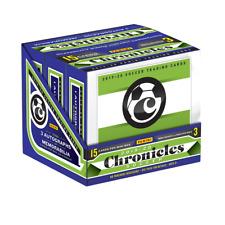2019-20 Panini Chronicles Premier League Soccer Factory Sealed Hobby Box Presale
