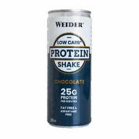 Weider Low Carb Protein Shake batido de proteina sabor Chocolate en 250ml