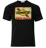 Sunoco Race Fuels - Graphic Cotton T Shirt Short & Long Sleeve