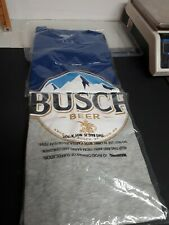 Kevin Harvick BUSCH BEER Logo 2019 USA Lot Of 2 T Shirt Men's Size Large NEW