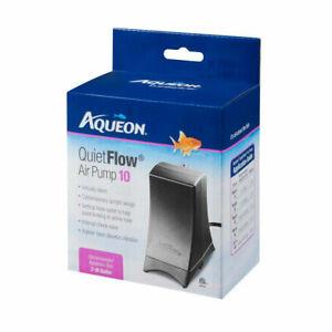 AQUEON QuiteFlow Air Pump 10 1.5w For Size 2-10 Gallon