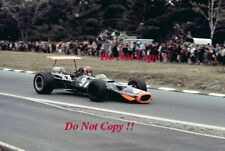 Bobby Unser BRM P138 USA Grand Prix 1968 Photograph 2