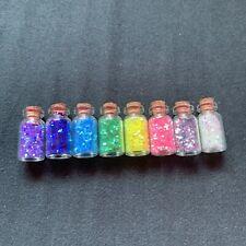 Mini Glitter Bottles