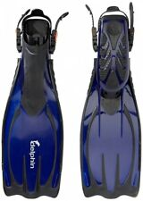 PreisHammer by ATLANTIS - Delphin - Geräteflosse Pro - Blau - Grösse M-L