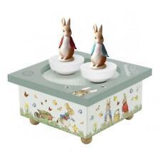 Dose mit Musik Dancing Peter Rabbit - TROUSSELIER S95860