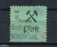 Lokalausgabe Großräschen 60 Pfg. Gebührenmarke 1945 Michel 24 IV geprüft (S6299)