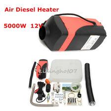 12V 5000W Winter Air diesel Fuel Heater 5KW PLANAR for trucks,boats,bus,Car