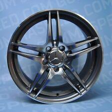 Cerchi in lega 17 MM037 AD* 5x112 ET45 per Mercedes Classe A B C CLA 245G
