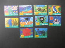 NEW ZEALAND NHM SET-2002 CHILDRENS BOOK FESTIVAL SG 2498/507