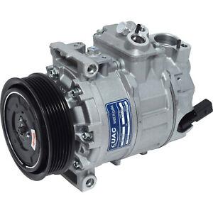 New A/C Compressor CO 11237C - 1K0820859D Jetta Tiguan Passat CC GTI Beetle Golf