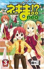MAGISTER NEGI MAGI NEO * Band 3 + 4 * Manga * neu + portofrei + Bonus