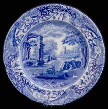 Spode Copeland Side Plate Blue Porcelain & China