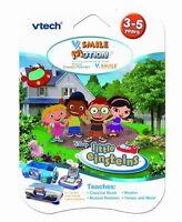 Kids New VTech Disney V Smile Motion Disney Little Einsteins game Children Gift