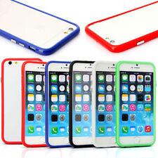 Bumper Rim Case Silicone Side Cover For Apple iPhone 6 6S 6S PLUS 7 7 PLUS