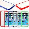 COQUE Pare-chocs Étui Silicone Cache Latéral pour Apple Iphone 6 6S 6S Plus 7 7