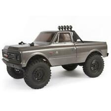 Axial AXI00001T2 1967 Chevrolet C10 Truck 1/24 Scale RC Crawler(Silver)RTR - New